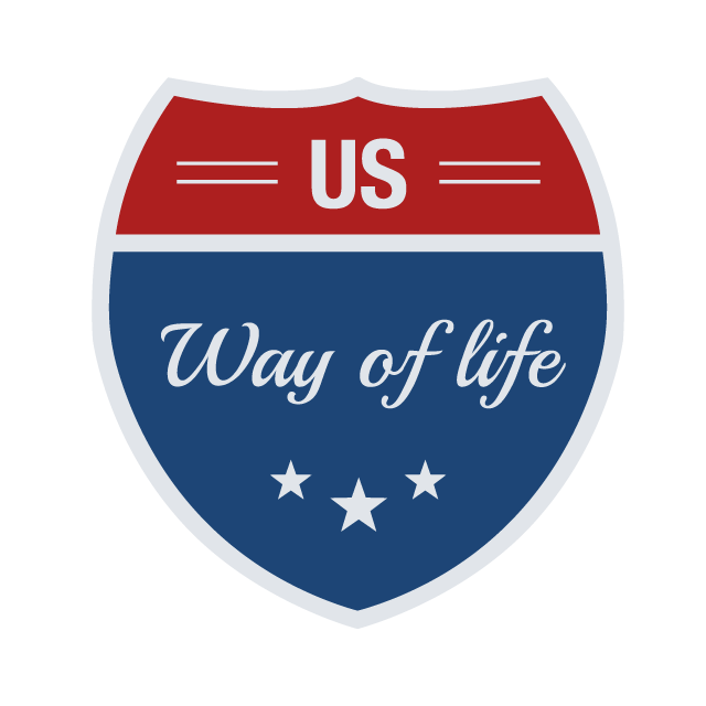 Le logo US Way Of Life